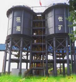 湖北武汉程潮铁矿—全尾砂胶结充填系统