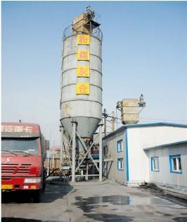 Hebei Jizhong Energy Group Xingtai Coal Mine--Dry filling system