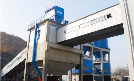 Shandong Xinwen Mining Group Zhaizheng Coal Mine—Gangue Filling Project